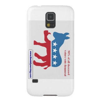 The Dead Vote Democrat Galaxy S5 Cover