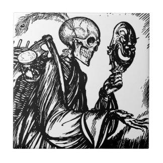 The death calls tile