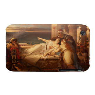 The Death of Dido by Joseph Stallaert 1872 iPhone 3 Case