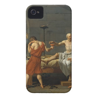 The Death of Socrates Case-Mate iPhone 4 Cases