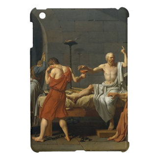 The Death of Socrates iPad Mini Case
