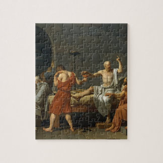 The Death of Socrates Jigsaw Puzzle