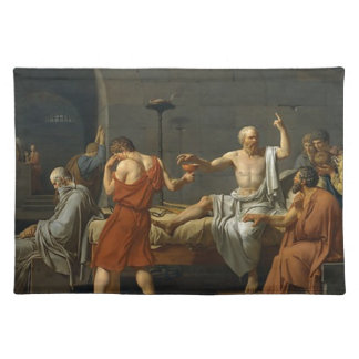 The Death of Socrates Place Mat