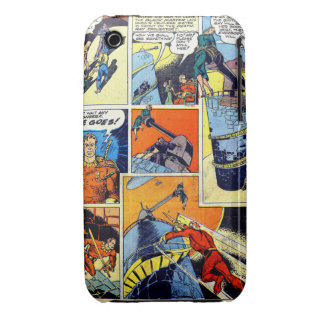 The Death Ray iPhone 3G-3Gs Case