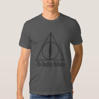 The Deathly Hallows T-shirts