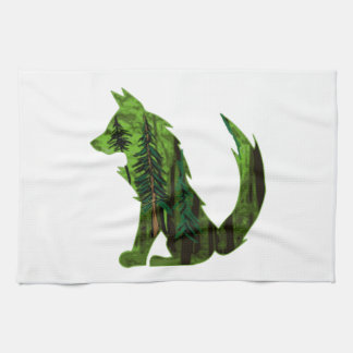 THE DEEP FOREST KITCHEN TOWEL