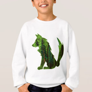 THE DEEP FOREST SWEATSHIRT
