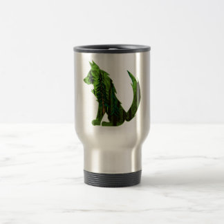 THE DEEP FOREST TRAVEL MUG