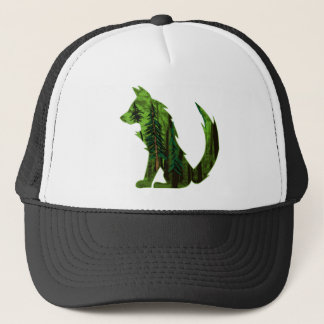 THE DEEP FOREST TRUCKER HAT