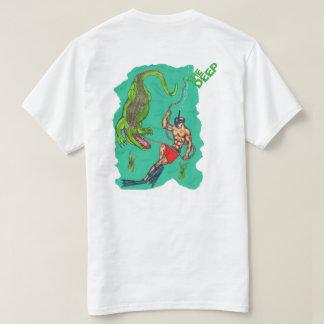 THE DEEP GATOR WRANGLER T-Shirt