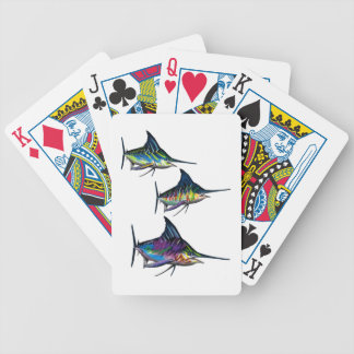 THE DEEP SCHOOL BICYCLE PLAYING CARDS