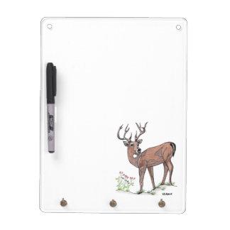 The Deer...Dry Erase Board Dry-Erase Boards