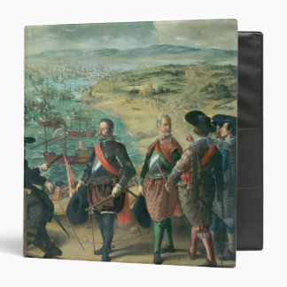 The Defence of Cadiz against the English, 1634 3 Ring Binder