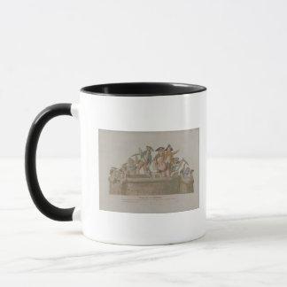 The Demolition of the Bastille, July 1789 Mug