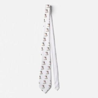 The Demon Asmoday Tie