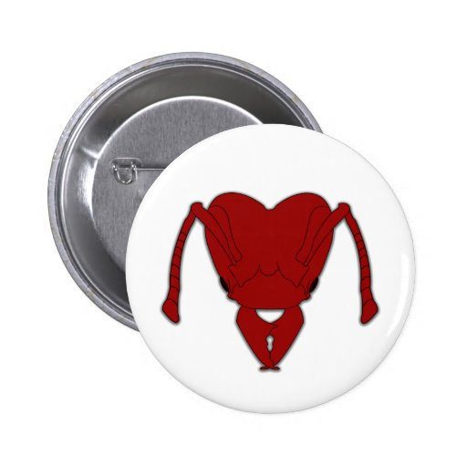 The Demon Queen and the Locksmith Pinback Buttons