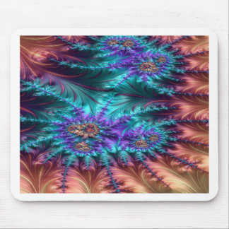 The Demoralized Stain Fractal Design Mouse Pad