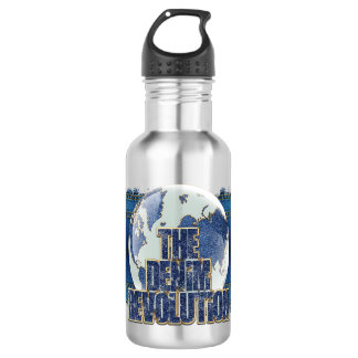 The Denim Revolution 532 Ml Water Bottle