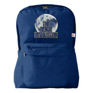 The Denim Revolution Backpack