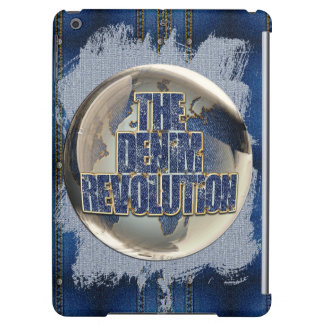 The Denim Revolution Case For iPad Air