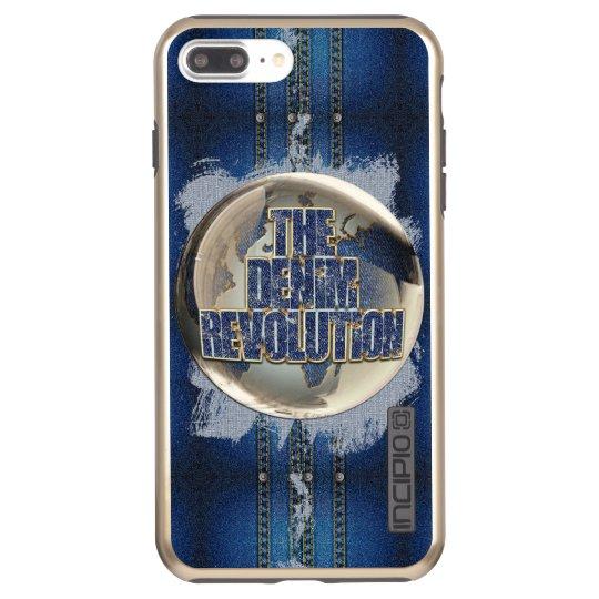 The Denim Revolution Incipio DualPro Shine iPhone 8 Plus/7 Plus Case