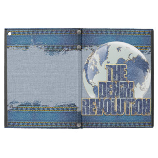 "The Denim Revolution iPad Pro 12.9"" Case"