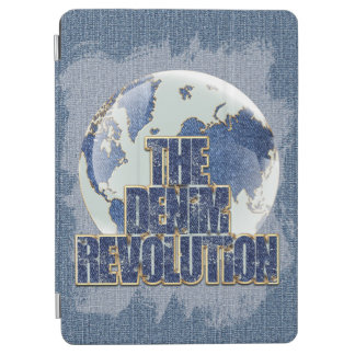 The Denim Revolution iPad Pro Cover