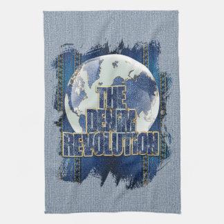 The Denim Revolution Kitchen Towel
