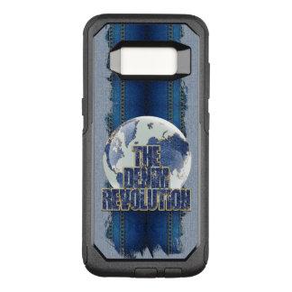 The Denim Revolution OtterBox Commuter Samsung Galaxy S8 Case