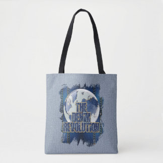 The Denim Revolution Tote Bag