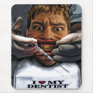 The Dentist Mouse Pad