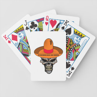 The Departed Bicycle Playing Cards