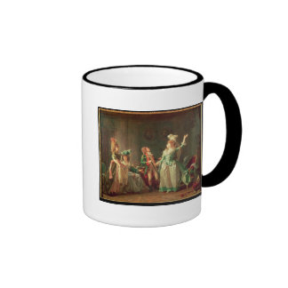 The Departure of the Dragoon Guard, 1774-1819 Mugs