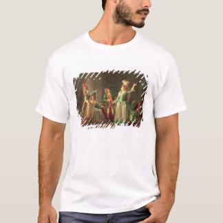 The Departure of the Dragoon Guard, 1774-1819 T-Shirt