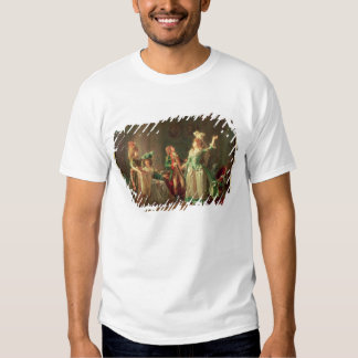 The Departure of the Dragoon Guard, 1774-1819 Tee Shirt