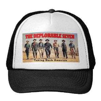The Deplorable Seven Trucker Hat