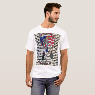 The Deplorables Hockey Club, USA T-Shirt