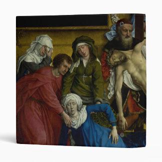The Descent from the Cross Rogier van der Weyden Vinyl Binder