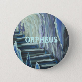 The Descent of Orpheus 2 Inch Round Button