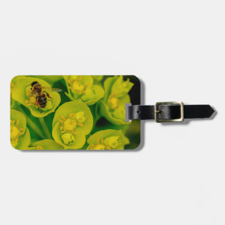 The Desert Gopher Plant Luggage Tag