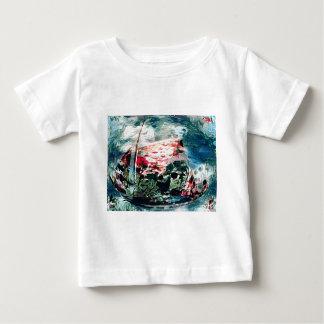 The Desert Queen Sailing Baby T-Shirt