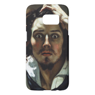 The Desperate Man by Gustave Courbet Samsung Galaxy S7 Case