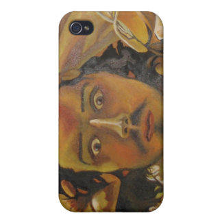 The Desperate Man iPhone 4/4S Cover