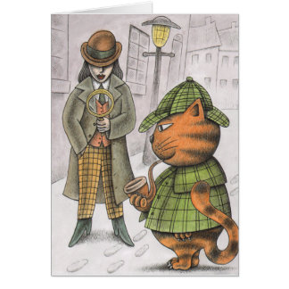 'The Detectives' Card