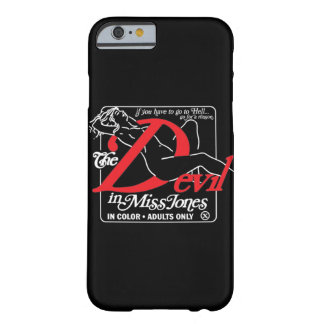 The Devil Barely There iPhone 6 Case