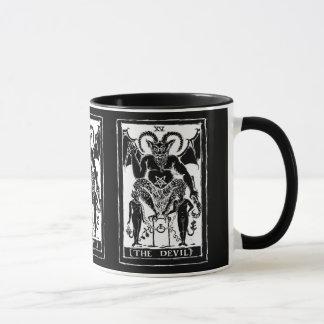 The Devil Card Coffee Mug