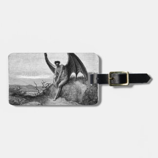 The Devil, Gustave Dore Bag Tag