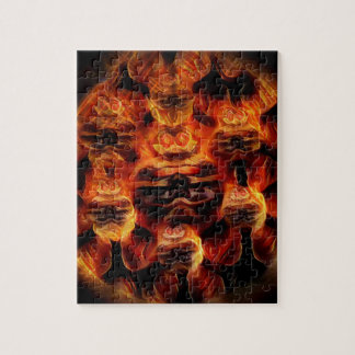 The Devil Jigsaw Puzzle