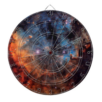 The Devil Nebula Dartboard