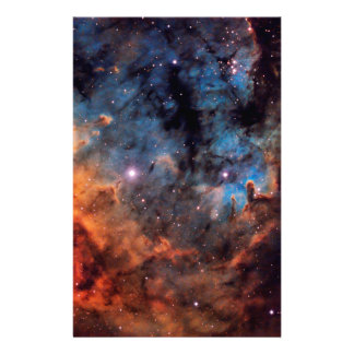 The Devil Nebula Stationery Paper